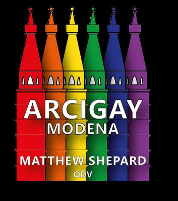 Logo 2021 Arcigay Modena Matthew Shepard ODV (1).png