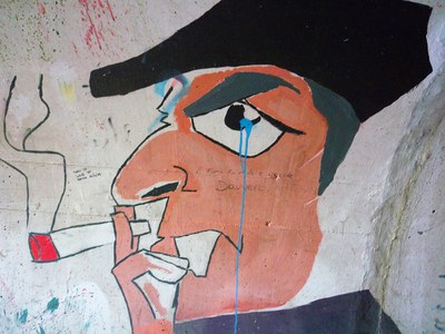 SMOKE_Sottopasso ferrovia Cialdini