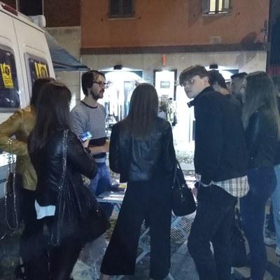 La Notte Gialla di Modena vista dagli operatori di Buonalanotte
