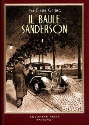 IL BAULE SANDERSON, JEAN-CLAUDE GÖTTING