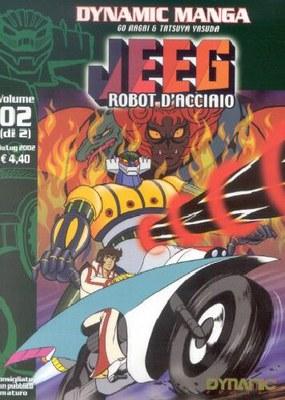 JEEG – ROBOT D'ACCIAIO