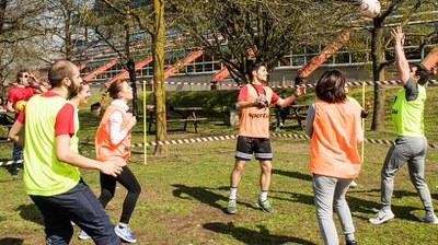 Corpo Europeo di Solidarietà in Germaniasulle attività sportive e motorie per l'infanzia da ottobre 2021