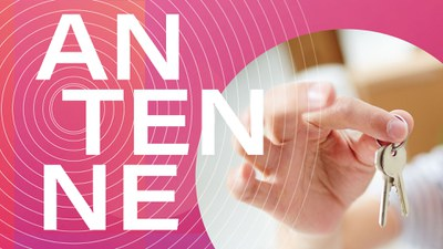 Progetto Antenne: affitto ridotto in cambio di attività di volontariato
