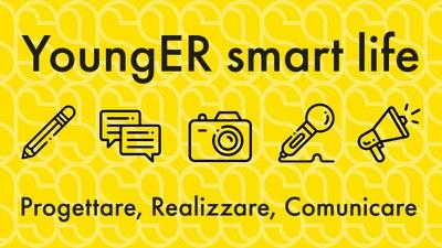 Con YoungER smart life per sperimentare l'attività di una redazione online